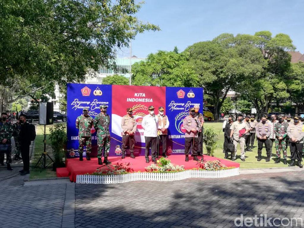 Diserang 3 Varian, Panglima TNI Sebut 2 Cara Berperang Lawan Corona