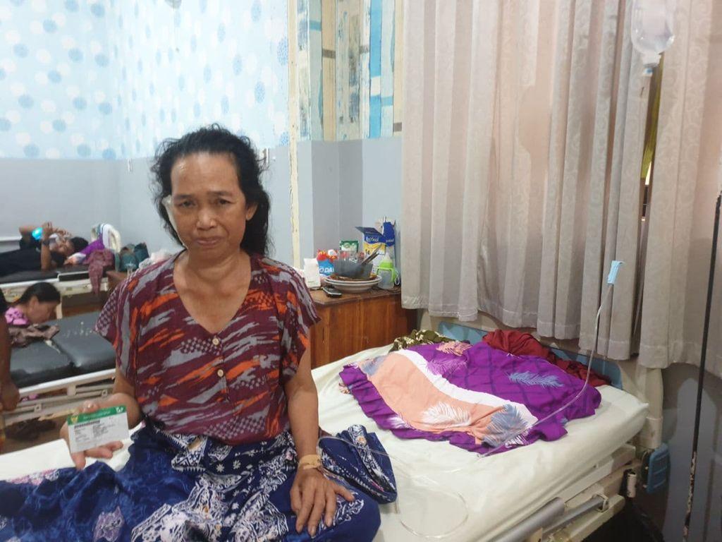 Bolak-balik Masuk RS Gegara Tumor, Nenek di Sulteng Tenang Ada JKN-KIS