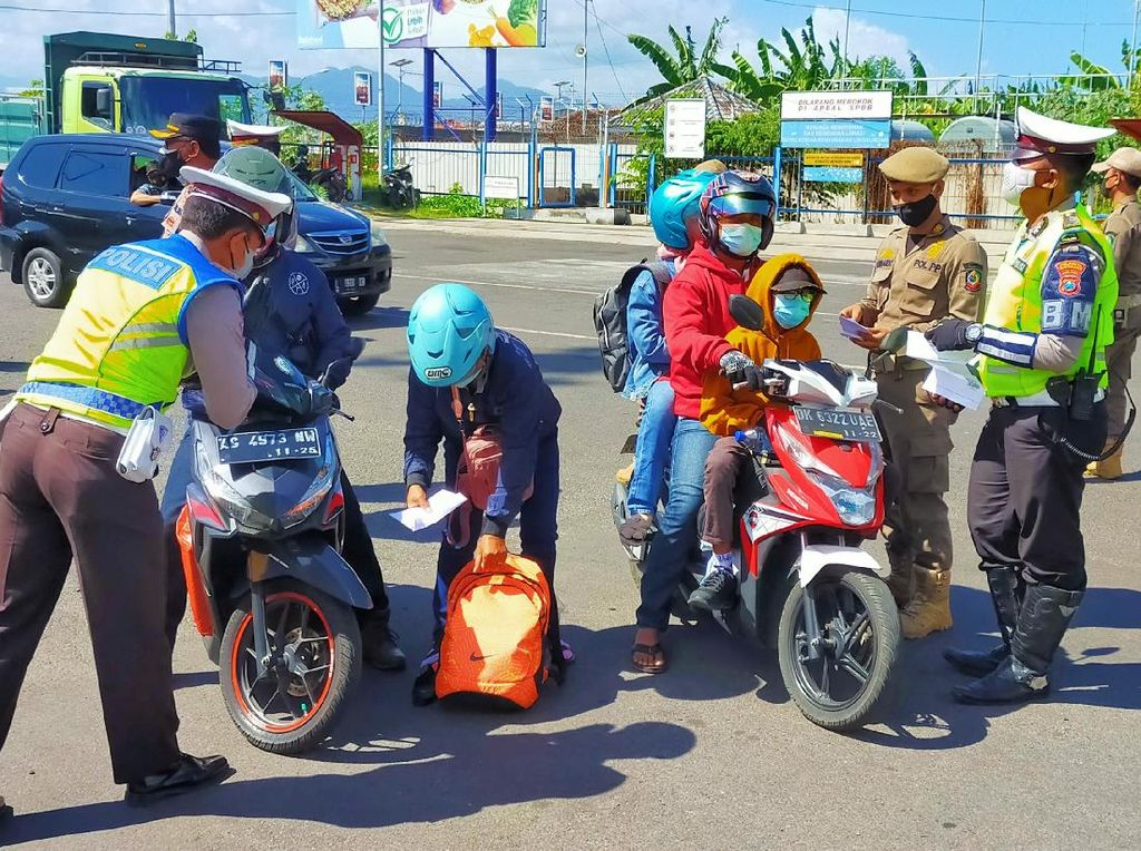 Jelang Hari Raya Idul Adha, Polisi Banyuwangi Imbau Masyarakat Tak Mudik