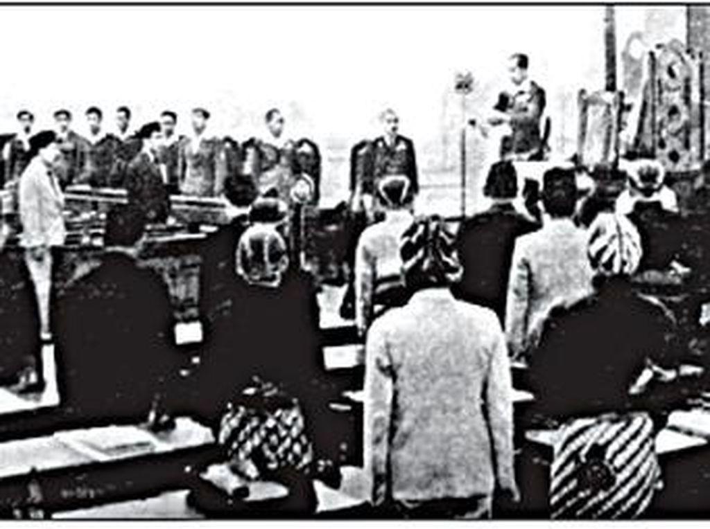 BPUPKI Dibentuk Tanggal 29 April 1945, Ini Ketua dan Anggotanya