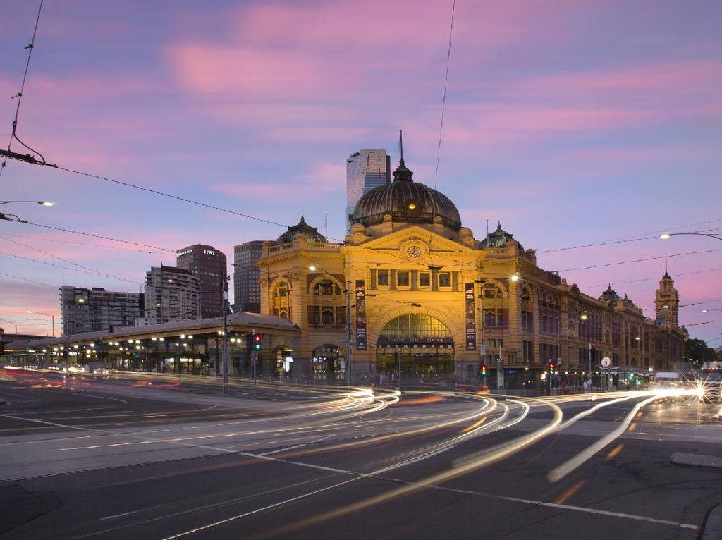 Lockdown di Melbourne Kembali Diperpanjang