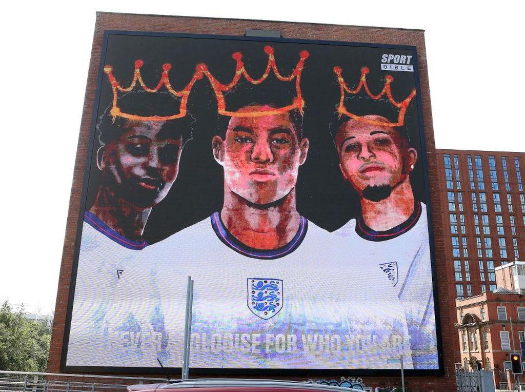 Euro 2020: Siswa Ditolak Universitas Usai Berkata Rasis ke Pemain Inggris
