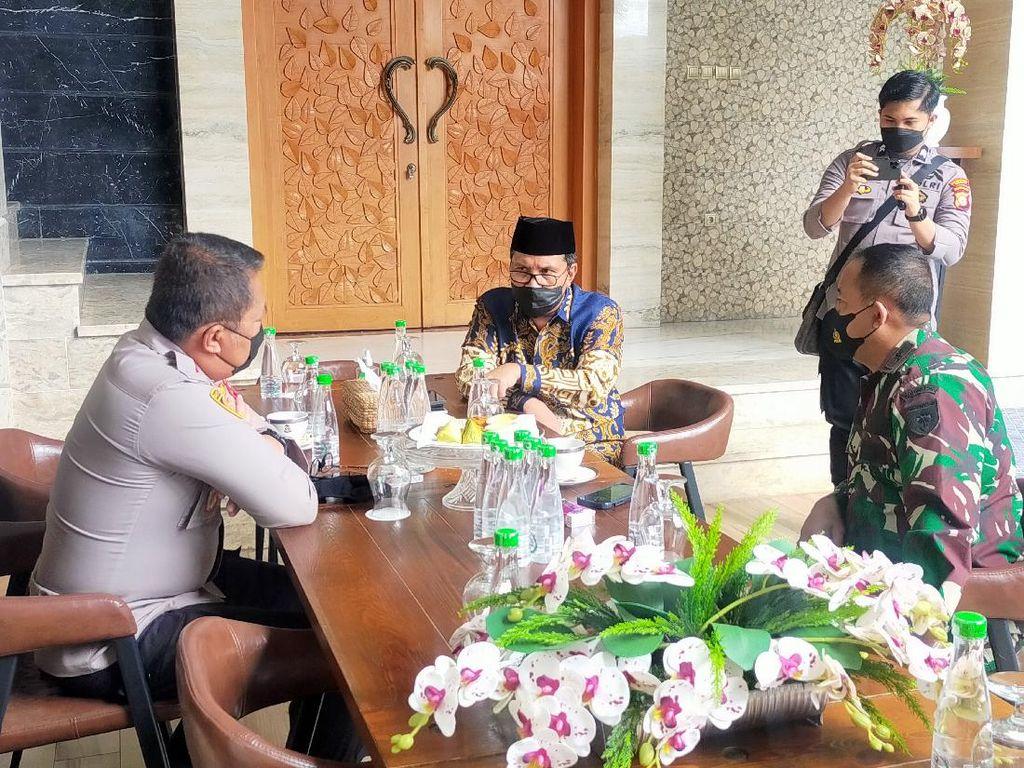 Wali Kota Makassar: Salat Idul Adha di Rumah Saja