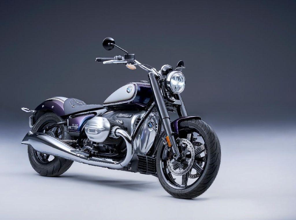 BMW Motorrad Rilis BMW R18 dan R18 Classic Model Tahun 2022