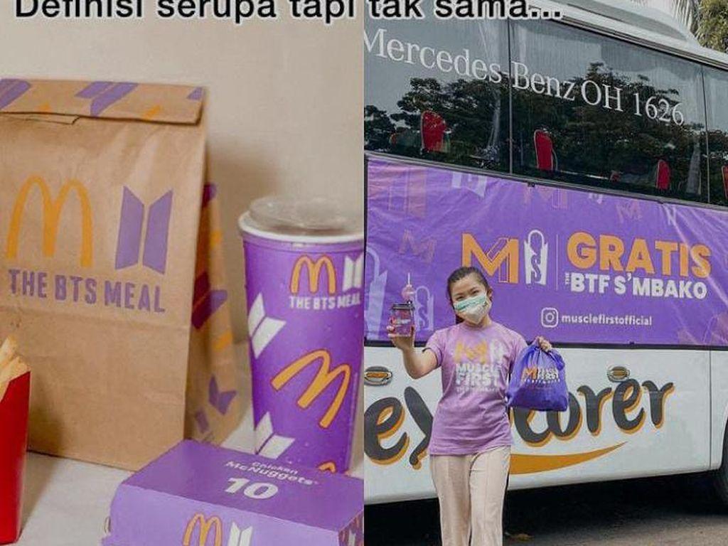 10 Pose Sally Varsly, Crazy Rich Tangerang yang Doyan Makan Sehat
