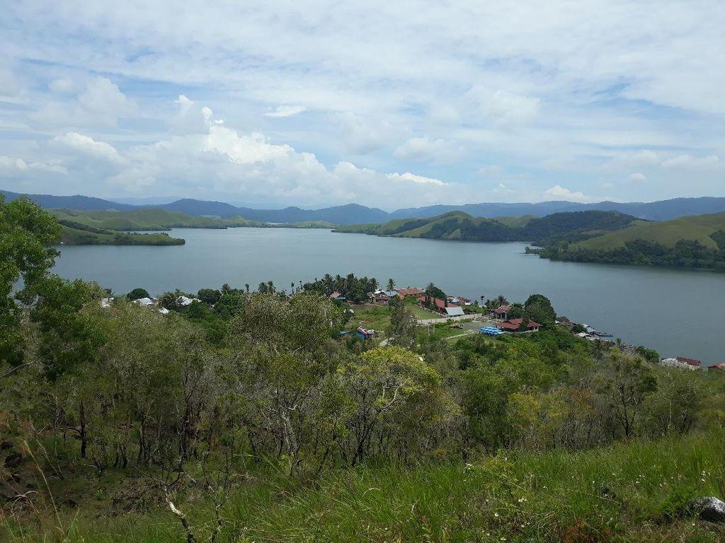 Kampung Doyo Lama Papua, Punya Potensi Wisata tapi Sinyal Tak Ada