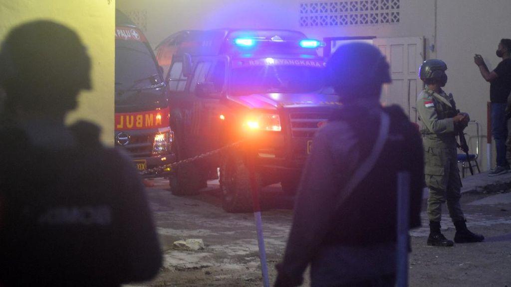 Kontak Tembak dengan Satgas Madago Raya, 1 DPO MIT Poso Tewas