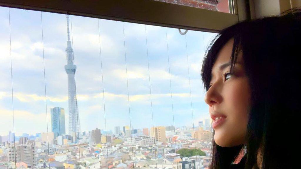Foto: Intip Lagi Liburan Sora Aoi yang Mau Pindah ke Bali