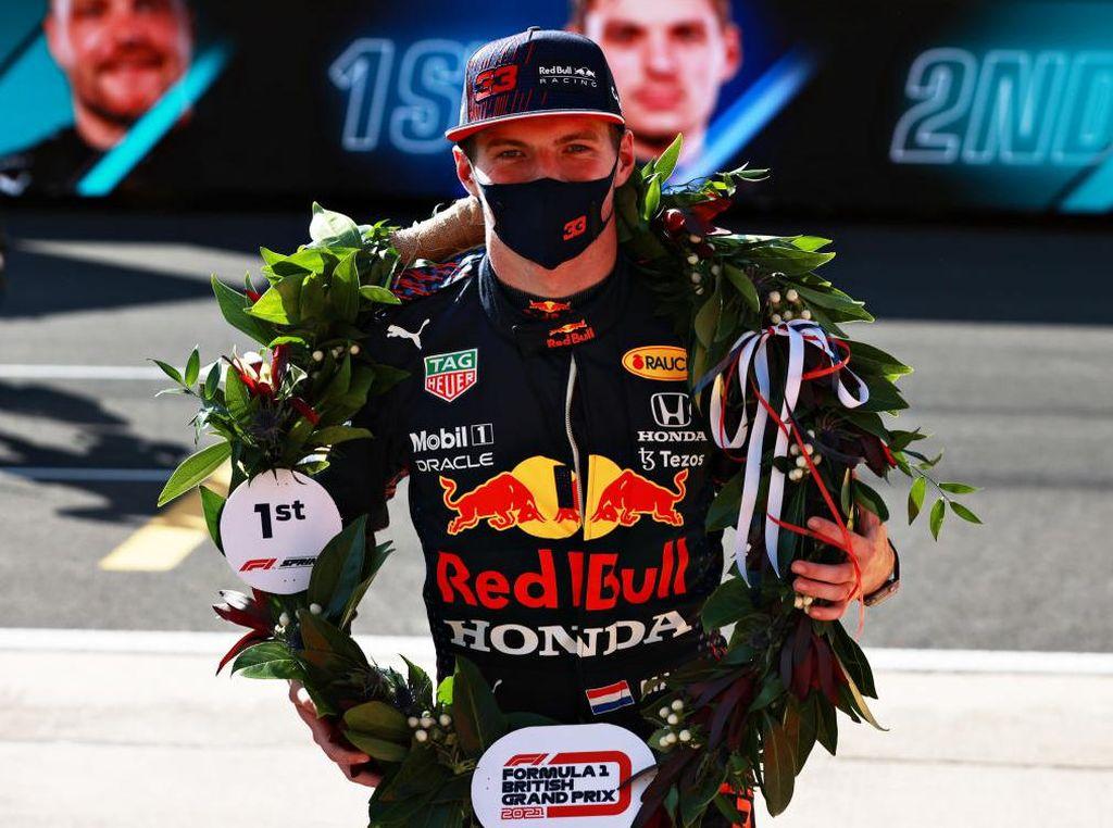 Verstappen Raih Pole F1 GP Inggris meskipun Rem Mobil Terbakar!
