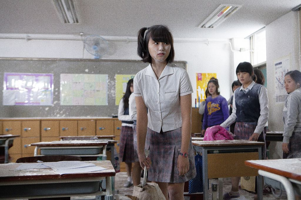 Recommended Korean dramas and films, played by Ryu Hye Young.