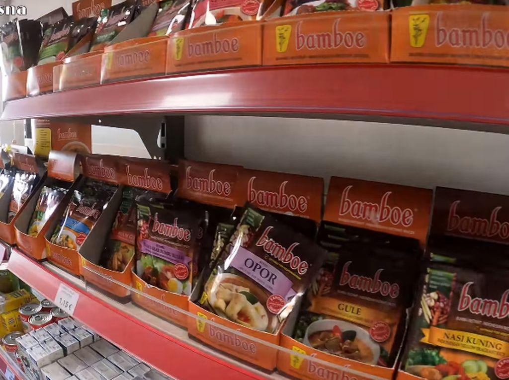 Supermarket Indonesia di Berlin Ini Jual Indomie hingga Kerupuk Udang