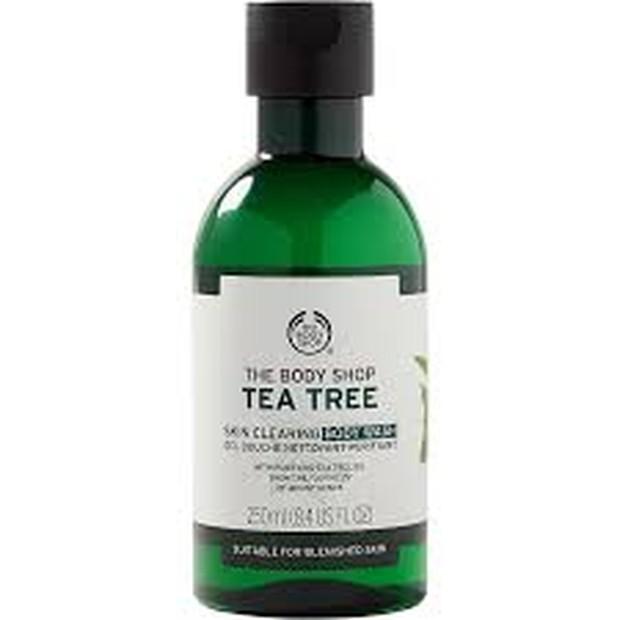 The Body Shop Tea Tree Skin Clearing Body Wash Shower Gel / foto : ulta.com