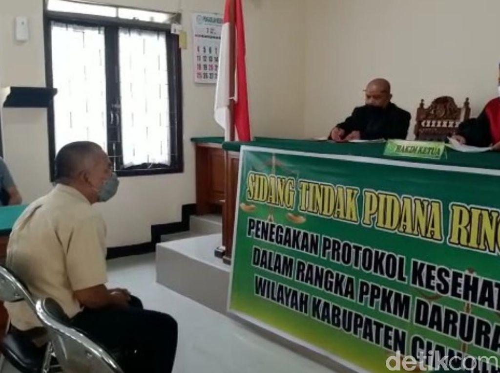 PNS Pelanggar PPKM Didenda Rp 100 Ribu, DPRD: Tambah Sanksi Disiplin!