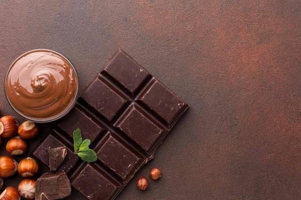 Dark chocolate untuk kulit berminyak karena adanya kandungan antioksidan/ Foto: Freepik.com