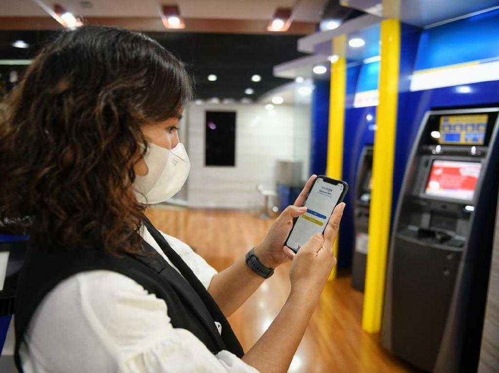 Dorong Digital Banking Saat PPKM Darurat
