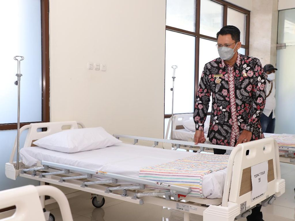 Sleman Buka RS Darurat COVID-19 untuk Pasien Gejala Sedang