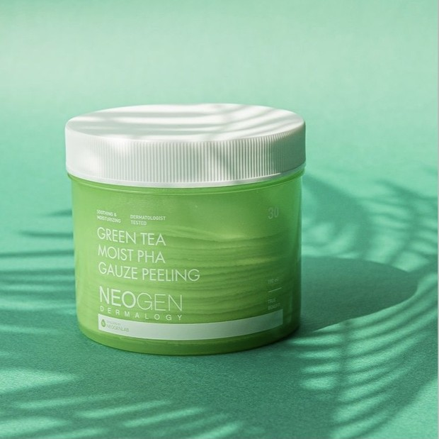 Neogen PHA Gauze Green Tea.