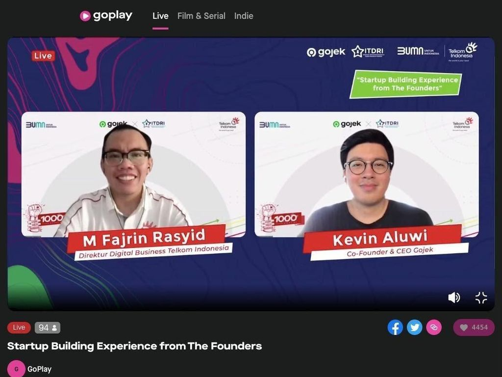 Gojek & Telkom Kolaborasi Kembangkan Talenta Digital di Timur Indonesia