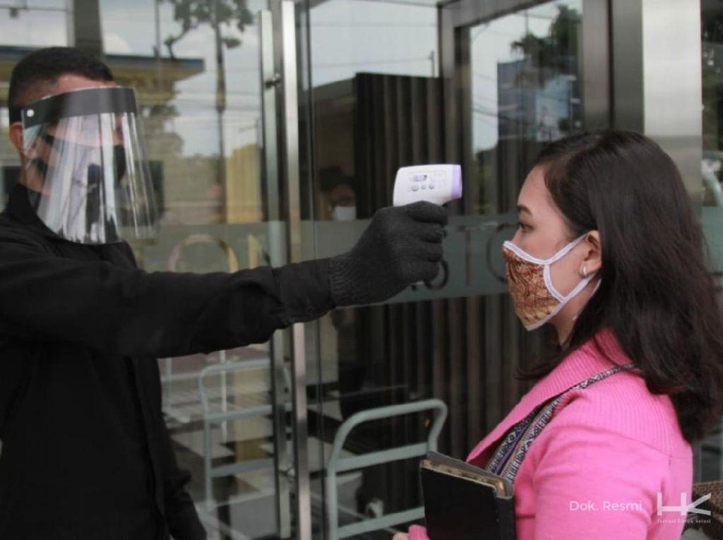 HK Realtindo Pastikan Penerapan Prokes di Hotel Tetap Optimal