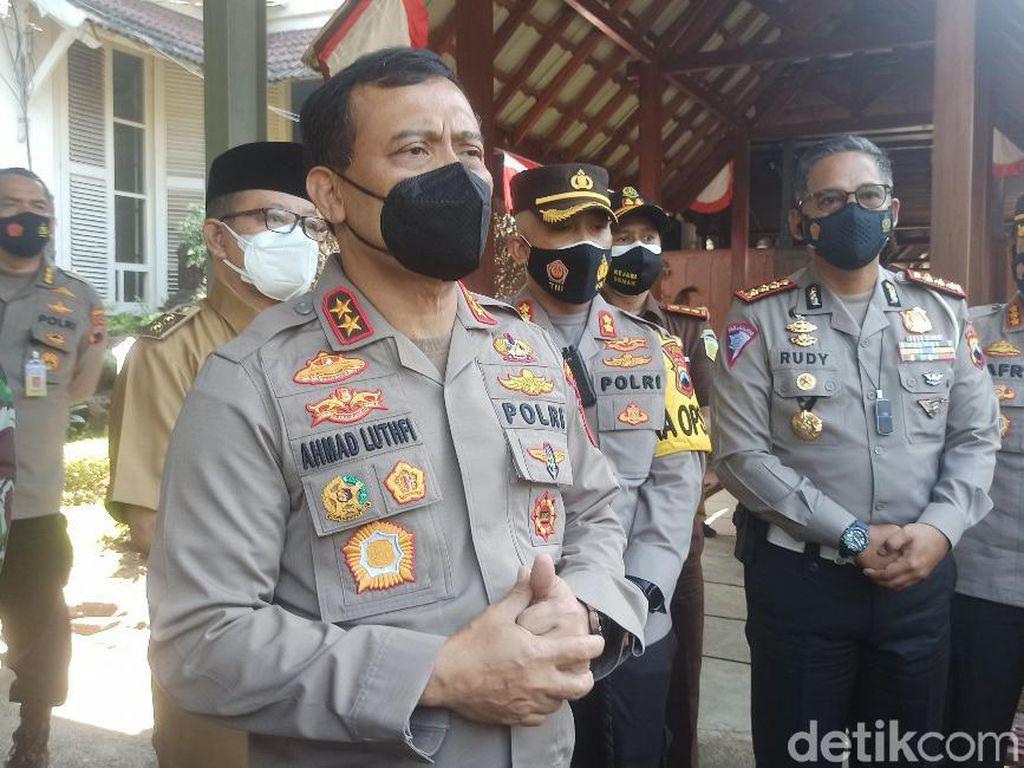 Kapolda: Polisi Akan Bertindak Jika Temukan Takbir Keliling di Jateng