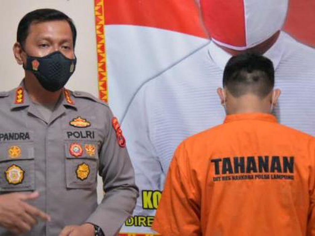 140 Preman dan Pelaku Pungli Ditangkap di Lampung