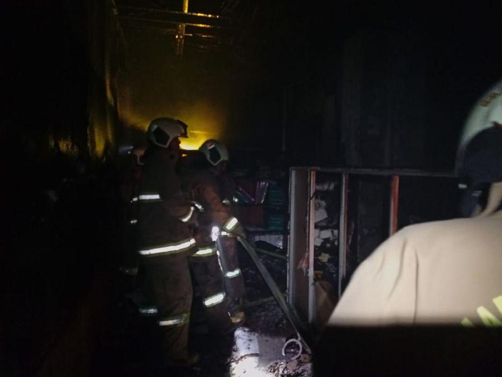 Selidiki Penyebab Kebakaran Kantor BPOM, Polisi Tunggu Hasil Labfor