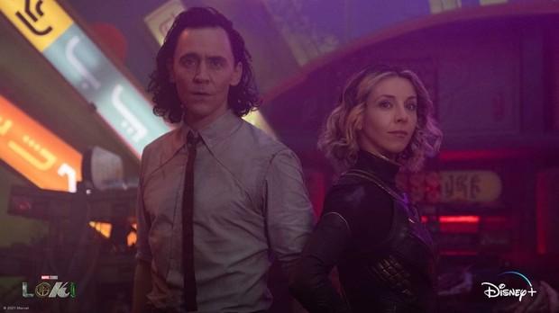 Loki dan Sylvie