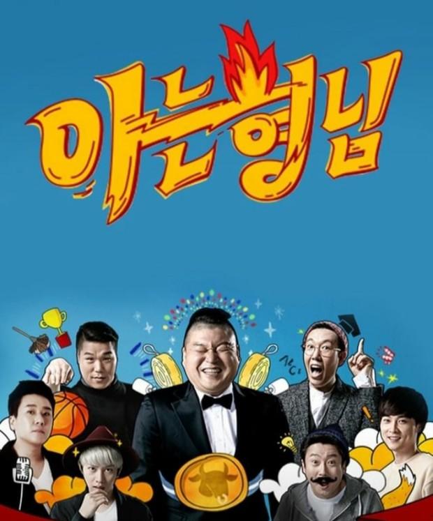 Variety show korea terbaik netfix