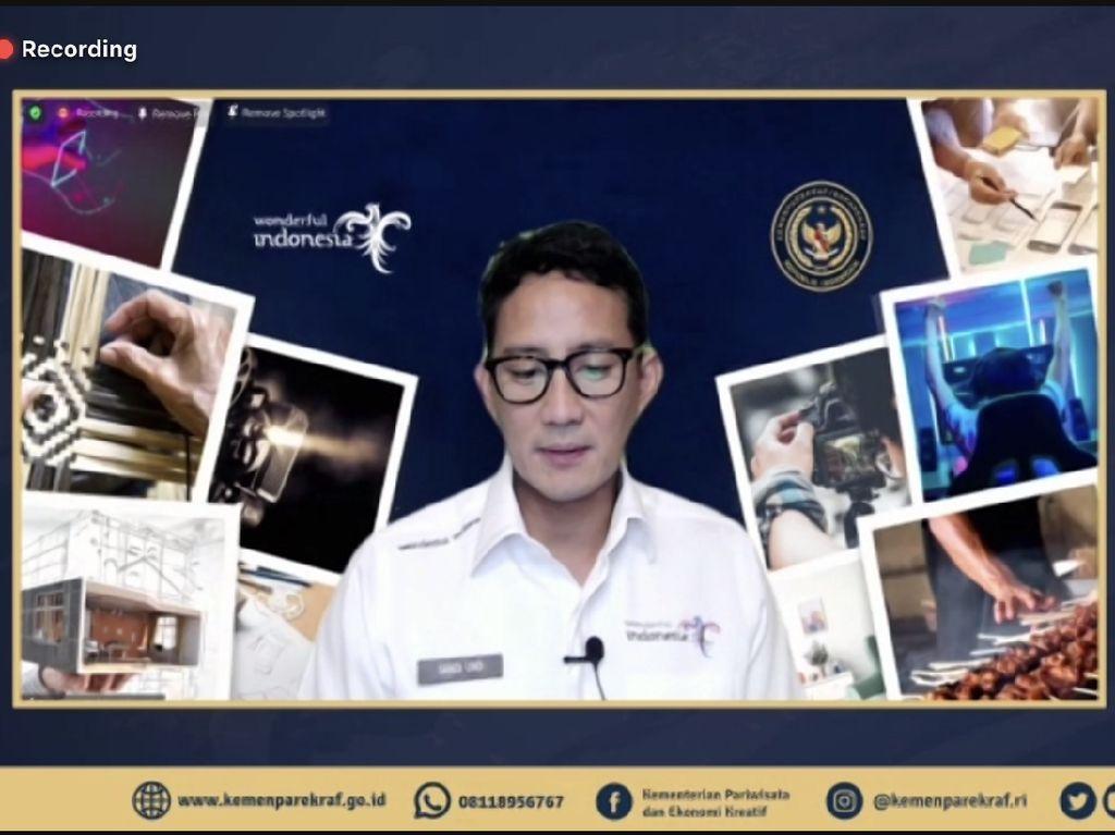 Sandiaga Uno Ancang-ancang Gegerkan Jagat dengan Bumbu Indonesia