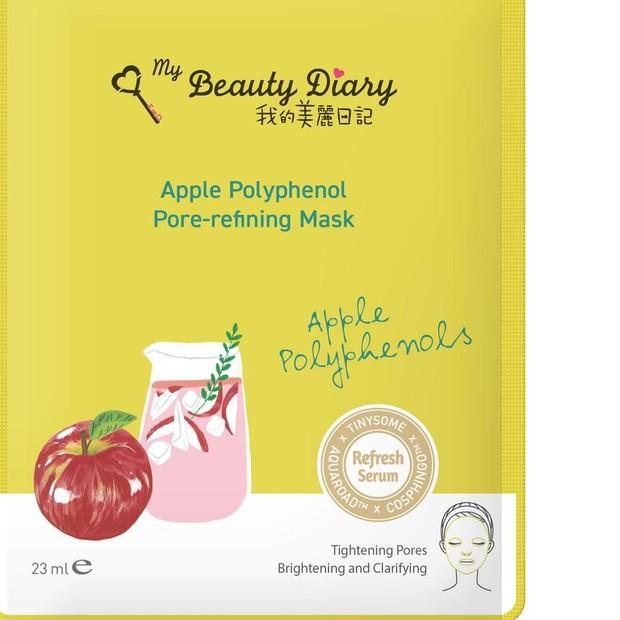 My Beauty Diary Apple Polyphenol Pore-Refining Mask/ Foto : shopee.co.id/hoirudinzafare