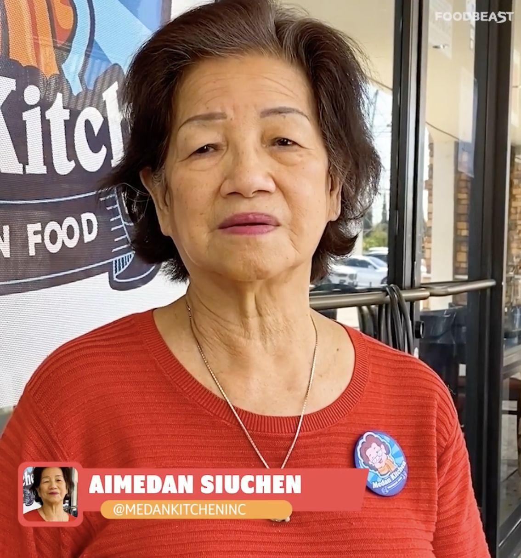 Nenek 75 Tahun Asal Medan Ini Sukses Buka Restoran Indonesia di California