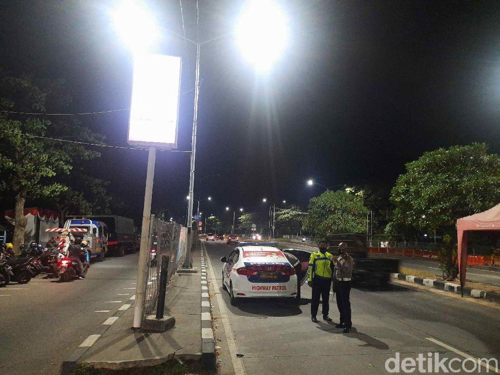Polisi Putar Balik 207 Kendaraan yang Toron di Suramadu