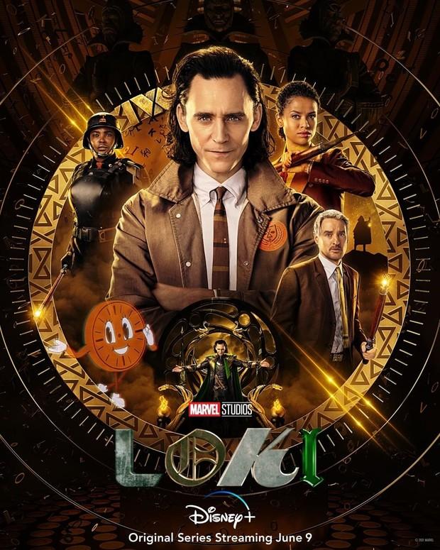 Poster loki season 1