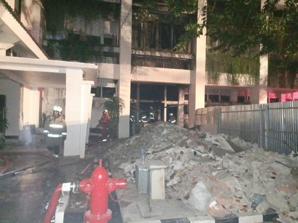 BPOM Buka Suara terkait Peristiwa Kebakaran di Kantornya
