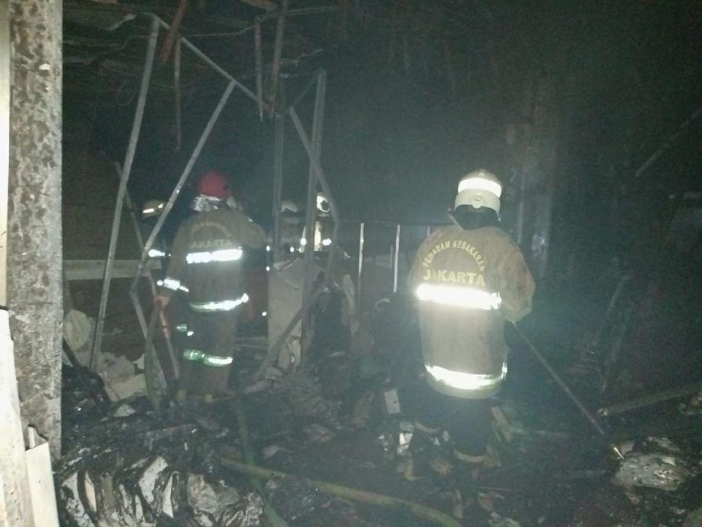 Polri: Dugaan Awal Kebakaran Kantor BPOM karena Hubungan Pendek Listrik