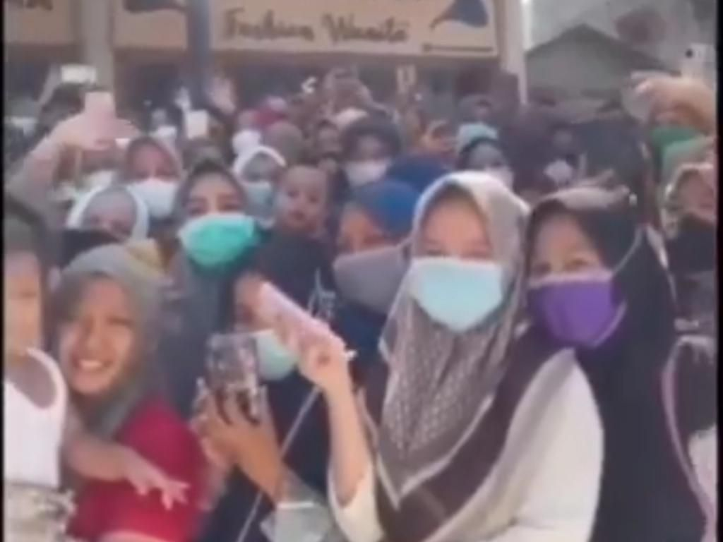 Undang Herlin Kenza-Picu Kerumunan, Pengusaha di Aceh Diperiksa Polisi