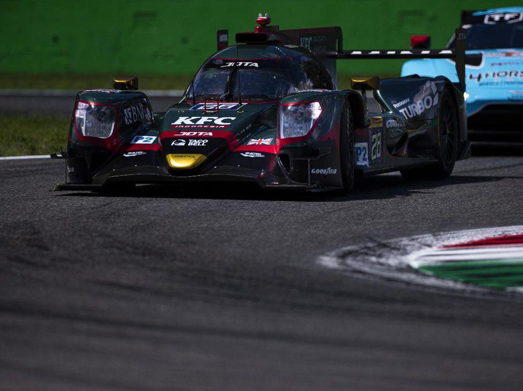 FIA WEC: Sean Gelael Cuma Finis Kelima di Monza