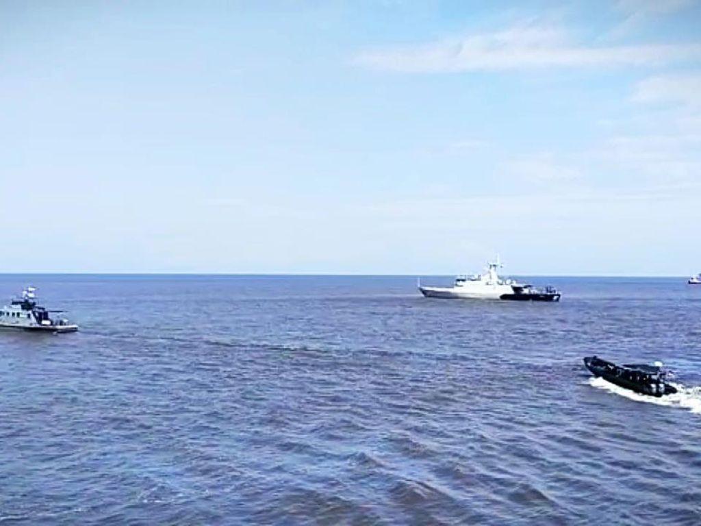 Usai 10 Hari, Pencarian 31 Nelayan Kalbar Dihentikan