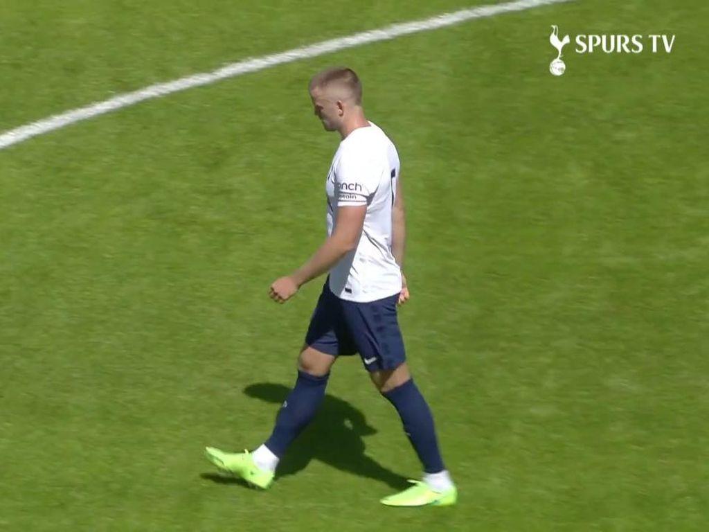 Video Cuplikan Laga Pertama Nuno Espirito Latih Tottenham