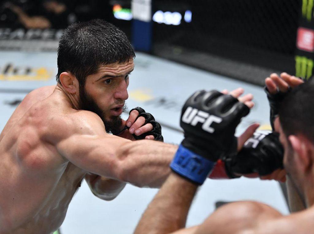 Pembuktian Nyata Islam Makhachev di UFC 267 Bulan Oktober Nanti