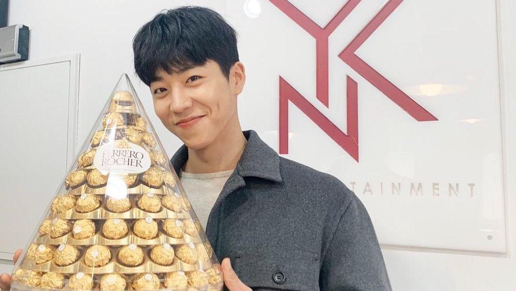 Chae Jong Hyeop Pemeran Nevertheless yang Suka Es Krim dan Cokelat