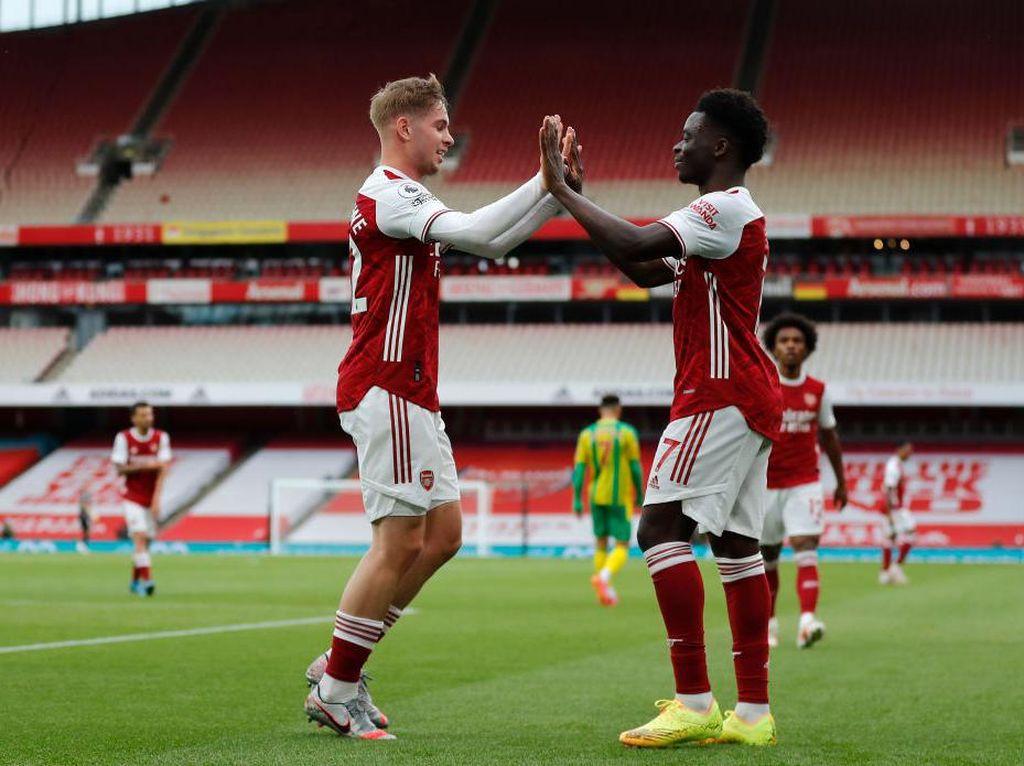 Menanti Ledakan Anak-anak Muda Arsenal