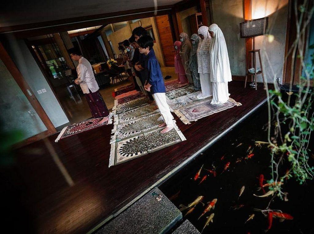 Salat Idul Adha di Rumah karena Pandemi, Anies Bicara Hikmah Keluarga