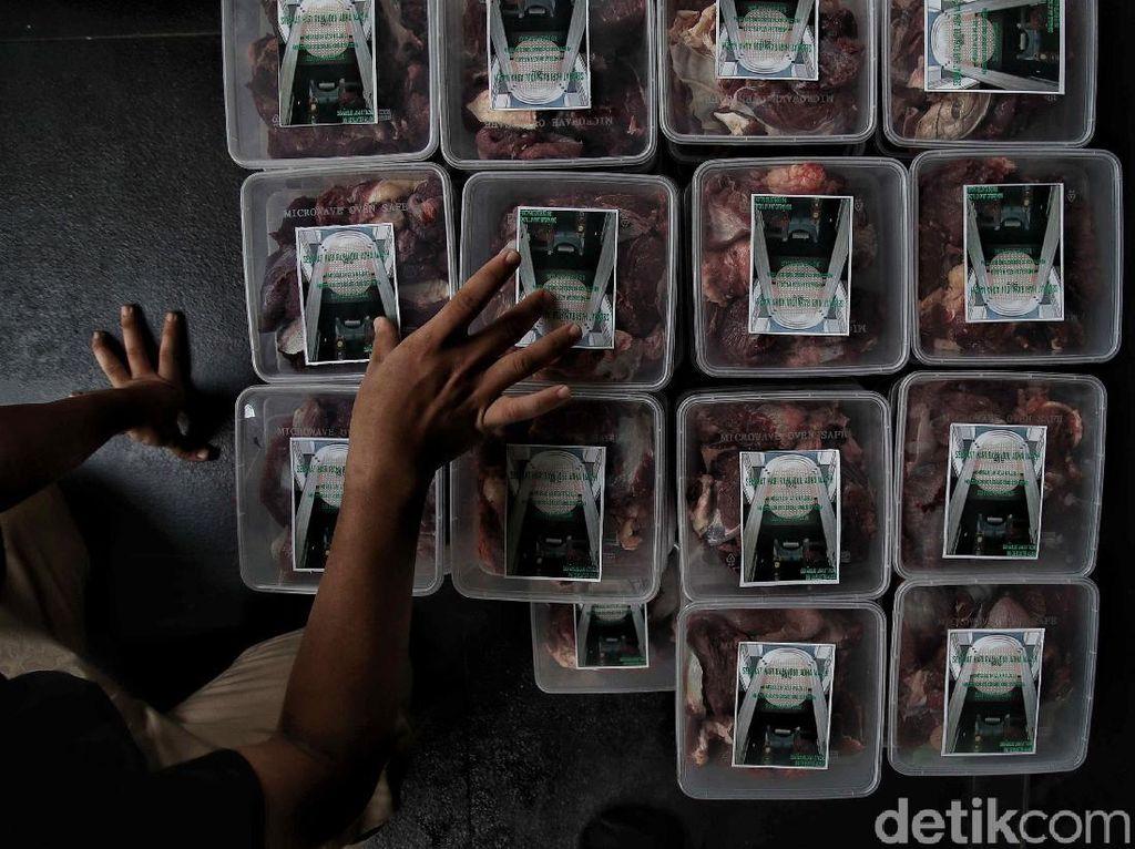 Begini Cara Menyimpan Daging Kurban di Kulkas Menurut Pakar IPB