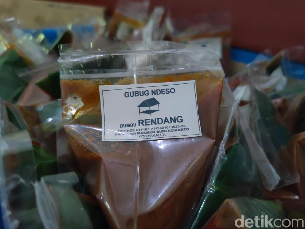 Idul Adha Saat PPKM Darurat, Penjualan Bumbu Instan di Kulon Progo Turun Drastis