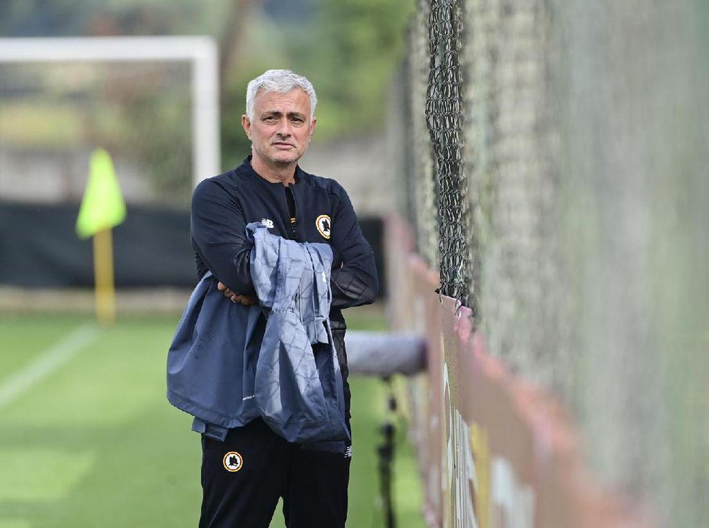 Prediksi Nasib Pelatih Serie A Musim Depan: Mourinho Dipecat Pertama