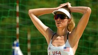 Heboh Seragam Bikini Atlet Voli Pantai, Benarkah Fungsinya Cegah Heatstroke?