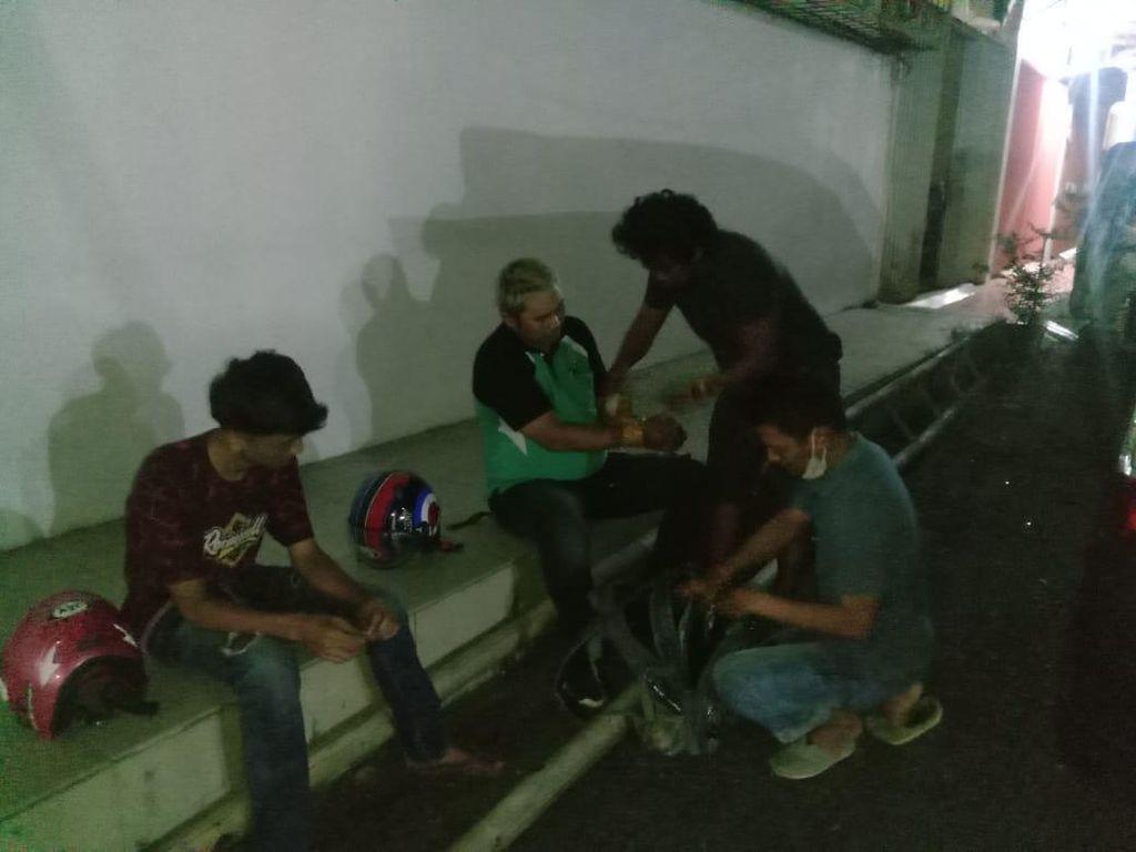 Tipu Instansi Pemerintah Jutaan Rupiah, Pecatan Damkar Makassar Diciduk