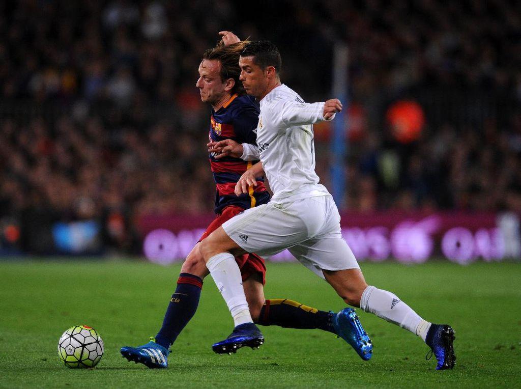 Cerita Rakitic Diajak Ronaldo Gabung Juventus