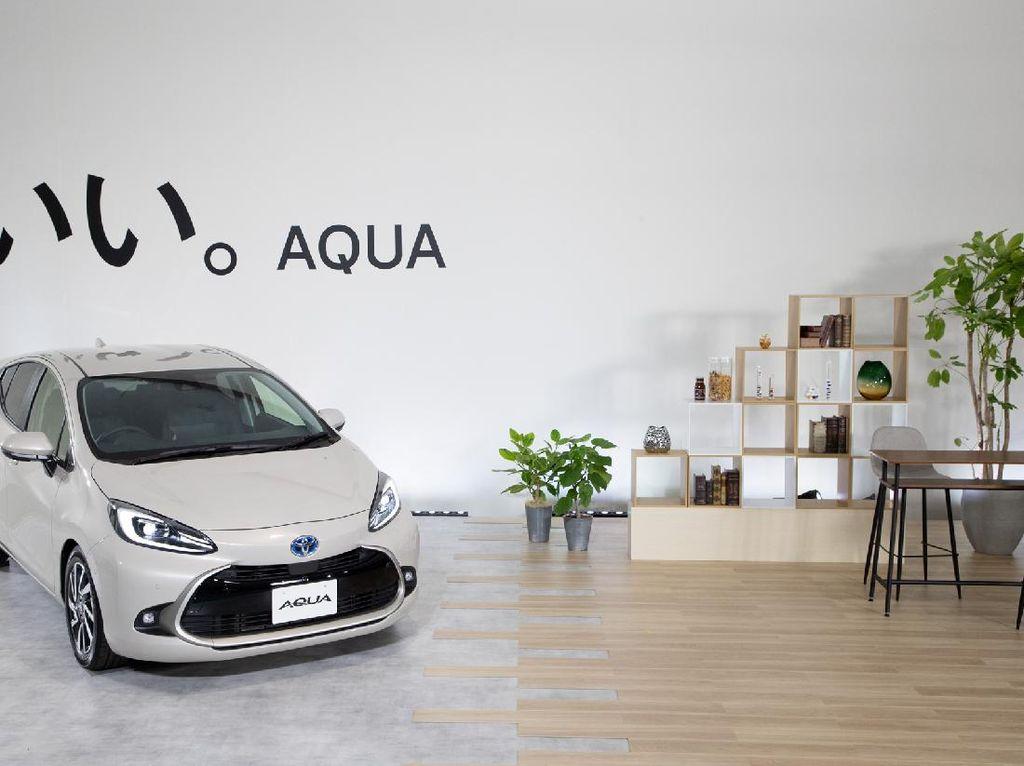 Toyota Aqua: Mobil Rp 260 Jutaan Super Irit, Tembus 35,8 Km/Liter